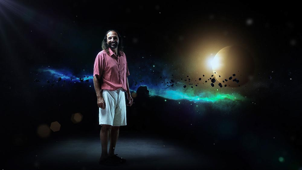 Nassim Haramein The connected Universe